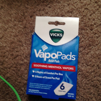 Photo of Vicks Soothing Menthol Scent Pads uploaded by Alysha L.
