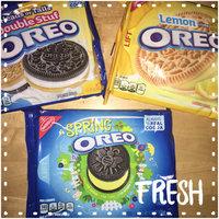 Nabisco Oreo - Sandwich Cookie - Lemon Creme uploaded by Jocelyn M.