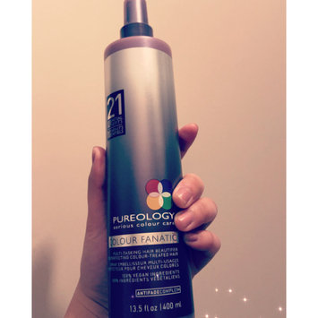 Photo of Pureology Colour Fanatic Multi-Benefit Leave-In Treatment uploaded by Jane T.