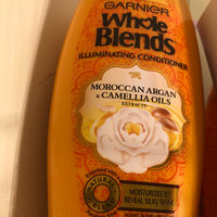 Garnier Whole Blends®  Illuminating Shampoo with Moroccan Argan and Camellia Oils Extracts uploaded by Pilar G.