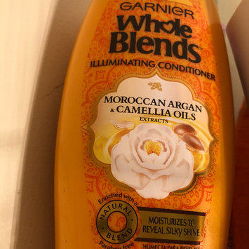 Photo of Garnier Whole Blends®  Illuminating Shampoo with Moroccan Argan and Camellia Oils Extracts uploaded by Pilar G.