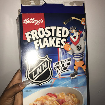 Photo of Kellogg's Frosted Flakes Cereal uploaded by Latoya C.
