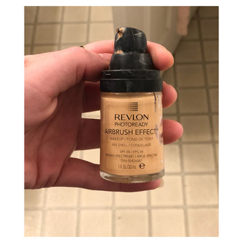 Photo of Revlon Photoready Airbrush Effect Makeup uploaded by Devona L.