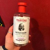Thayers Witch Hazel Aloe Vera Formula Organic Astringent - Lavender Mint, 12 oz uploaded by Tessa B.
