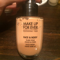 MAKE UP FOR EVER Face & Body Liquid Make Up uploaded by Shania V.