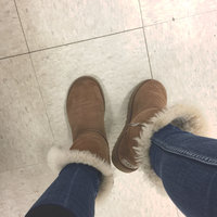 Women's Ugg 'Bailey Bow Ii' Genuine Shearling Lined Boot, Size 6 M - Brown uploaded by Daisy M.