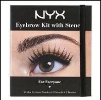 NYX Cosmetics Eyebrow Kit Set With Stencil uploaded by Saleha R.