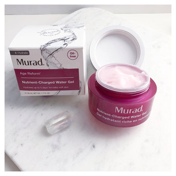 Photo of Murad Nutrient-Charged Water Gel uploaded by Berry M.