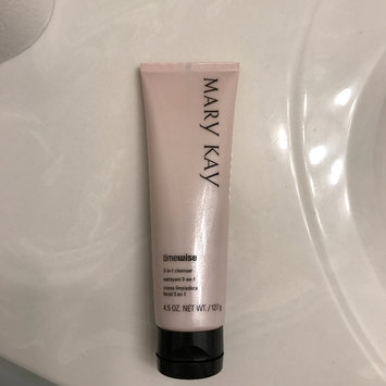 Photo of Mary Kay TimeWise 3-in-1 Cleanser, Combination/Oily Skin - 4.5 oz uploaded by Katie G.