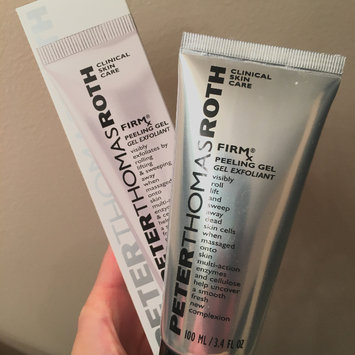 Photo of Peter Thomas Roth FIRMx™ Peeling Gel uploaded by Amy D.