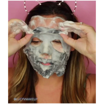 Photo of GLAMGLOW BUBBLESHEET Oxygenating Deep Cleanse Mask uploaded by Lucy V.