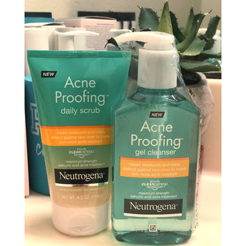 Photo of Neutrogena® New Acne Proofing™ Gel Cleanser uploaded by Shweta S.