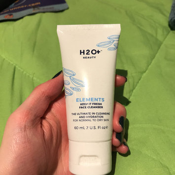 Photo uploaded to H20 Plus H2O Plus Elements Keep it Fresh Face Cleanser for Normal to Oily Skin, 4 oz by Nicole R.