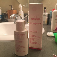 Clarins SPF 50 UV PLUS Anti-Pollution Sunscreen Multi-Protection uploaded by Leila V.
