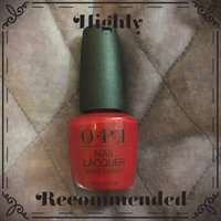 SPF27 Big Apple Red N25 Opi Gelcolor Uv Gel Polish with Free Matching Nail Lacquer 0.5floz uploaded by Eylem E.