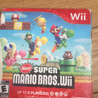 Nintendo of America New Super Mario Bros. Wii uploaded by Suzanne M.
