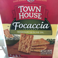 Keebler Focaccia Rosemary & Olive Oil Crackers uploaded by Leone W.
