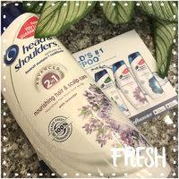 Head & Shoulders Nourishing Hair & Scalp Care 2-in-1 Dandruff Shampoo uploaded by Harika T.