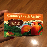 Celestial Seasonings® Country Peach Passion Herbal Tea Caffeine Free uploaded by Angel B.