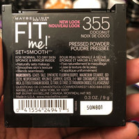 Maybelline Fit Me! Set + Smooth Powder uploaded by Si C.