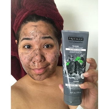 Photo of Freeman Feeling Beautiful™ Polishing Charcoal & Black Sugar Gel Mask + Scrub uploaded by WinterTropical H.