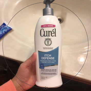 Photo of Curél® ITCH DEFENSE® FRAGRANCE FREE LOTION FOR DRY ITCHY SKIN uploaded by Mariana R.