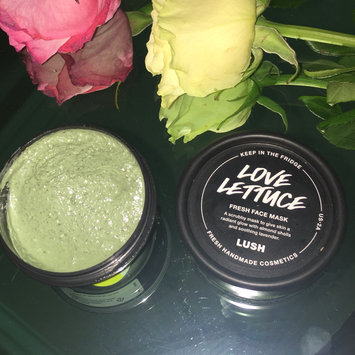 Photo of LUSH Love Lettuce Face Mask uploaded by Claire M.