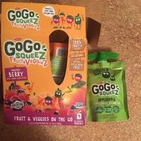 GoGo SQUEEZ BOULDER BERRY FRUIT & VEGGIEZ uploaded by Olivia M.