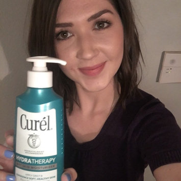 Photo of Curél® HYDRA THERAPY WET SKIN MOISTURIZER FOR DRY AND EXTRA-DRY SKIN uploaded by Olivia M.
