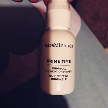 Photo of bareMinerals Prime Time® Foundation Primer uploaded by krissia a.
