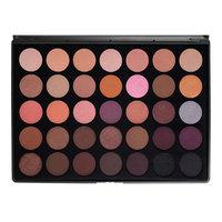 Morphe 35W - 35 Color Warm Eyeshadow Palette uploaded by duaa b.