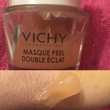 Photo of Vichy Double Glow Facial Peel Mask uploaded by Jvanna H.