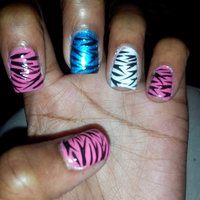 L.A. Colors Art Deco Nail Art Polish uploaded by Mookie M.