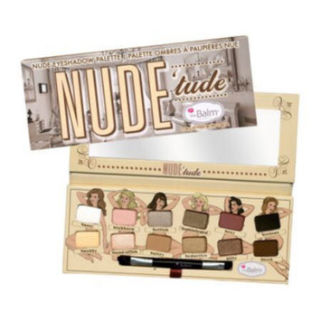 Photo of The Balm Nude'tude Palette uploaded by duaa b.