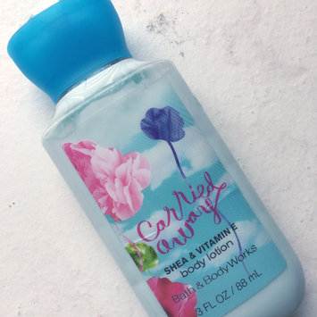 Photo of Signature Collection Bath Body Works Carried Away 8.0 oz Body Lotion uploaded by Ashtyn M.