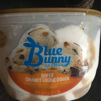 Blue Bunny Ice Cream Super Chunky Cookie Dough uploaded by Ciara C.