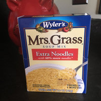 Wyler's Mrs. Grass Soup Mix Extra Noodle - 2 CT uploaded by Ciara C.