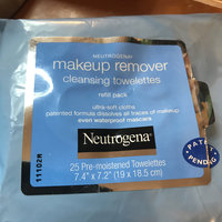 Neutrogena Frangrance Free Make-Up Remover Wipes 50 Ct Twin uploaded by Breana M.