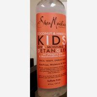 SheaMoisture Coconut & Hibiscus Kids Extra-moisturizing Detangler uploaded by Devona L.
