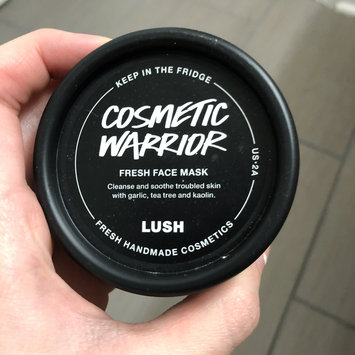 Photo of LUSH Cosmetic Warrior uploaded by Nikki R.