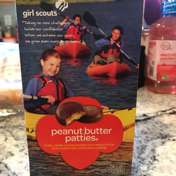 Photo of Peanut Butter Patties®/ Tagalongs® Girl Scout Cookies uploaded by Megan S.