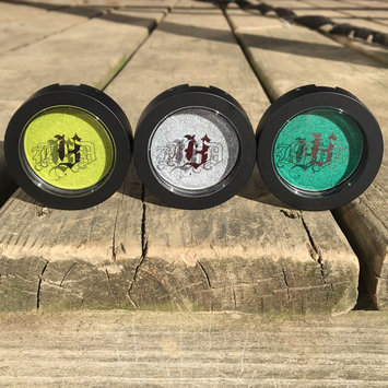 Photo of Kat Von D Metal Crush Eyeshadow uploaded by Mallory C.