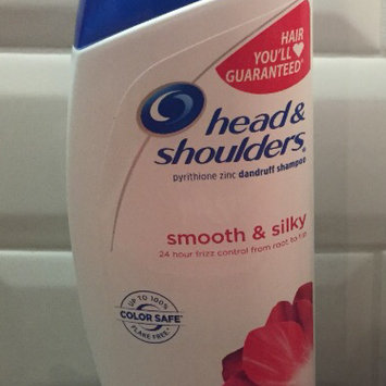 Photo of Head & Shoulders Smooth & Silky Shampoo uploaded by Laurie A.