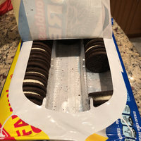 Oreo Double Stuf Chocolate Sandwich Cookies uploaded by Crystal A.