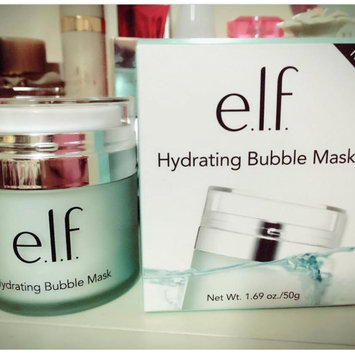 Photo of e.l.f. Hydrating Bubble Mask uploaded by janiette leidy H.