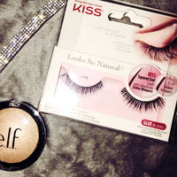 Kiss® Looks So Natural Lashes uploaded by Leanne B.