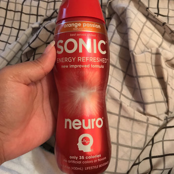 Photo of Neuro Sonic Energy Refreshed Blood Orange Passion uploaded by Shante K.