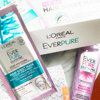 L'Oréal Paris EverPure Moisture Shampoo uploaded by Gia K.