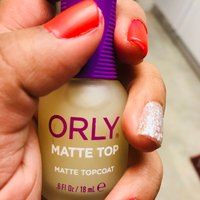 ORLY Matte Top Coat (18ml) uploaded by Lekha D.