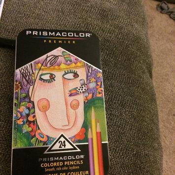 Photo of Sanford Prismacolor Premier Colored Pencils Set uploaded by Kala M.